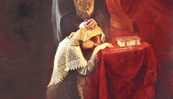 Confession: The Sacrament of the Heart