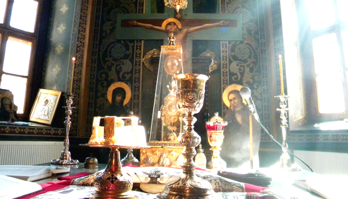 Fasting with the Orthodox Church