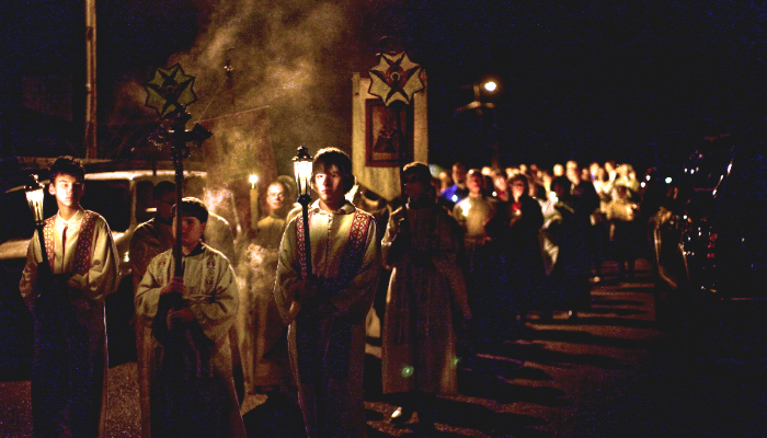 Our Prayers Arise as Incense