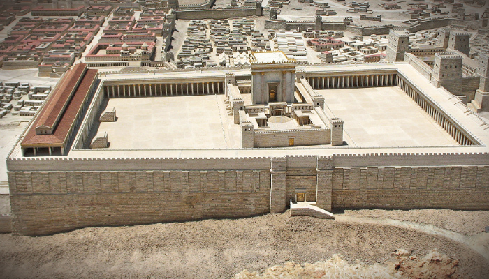 The Temple Cult and Early Christian Worship